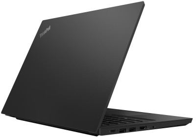 Ноутбук Lenovo ThinkPad E14 (20RA001DRT) Black