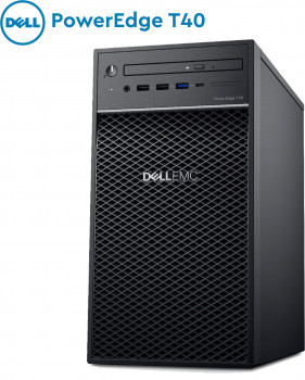 Сервер Dell PowerEdge T40 v07 (T40v07)