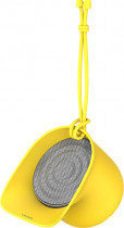Портативна акустика Usams US-YX002 Bluetooth Speaker Memo Series Yellow - зображення 1