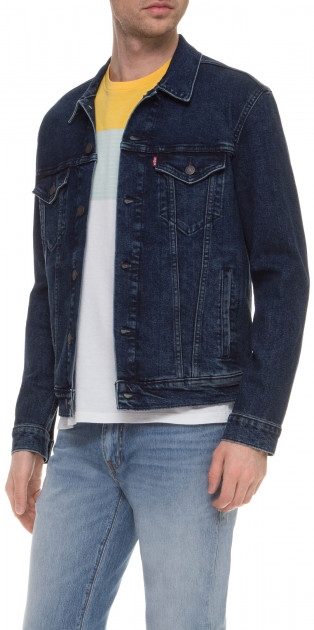 Джинсовая куртка Levi's The Trucker Jacket Moon Lit Trucker 72334-0466 M