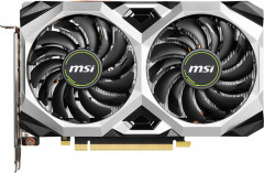 MSI PCI-Ex GeForce GTX 1660 Super Ventus XS 6GB GDDR6 (192bit) (1785/14000) (HDMI, 3 x DisplayPort) (GTX 1660 SUPER VENTUS XS)