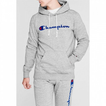 Худі Champion Basic Logo Grey (10458232) 1