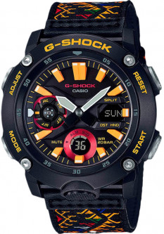Мужские часы CASIO G-SHOCK GA-2000BT-1AER