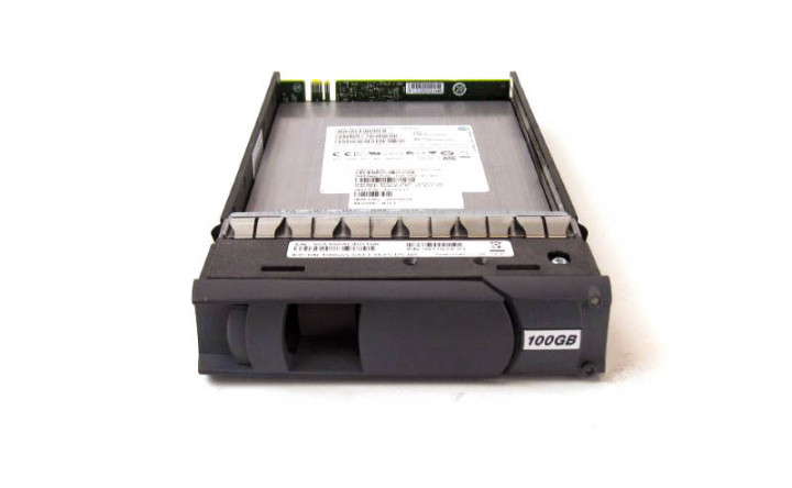 SSD NetApp 200GB SSD 2.5 inch for DS2246 FAS2240 (108-00257) Refurbished - зображення 1