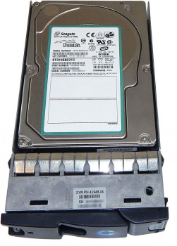 "Жесткий диск Xyratex SCSI-Festplatte 73GB 10k U320 68pin 3,5"" (RS-146GB10-FC) Refurbished"