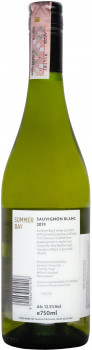 Вино Summer Bay Marlborough Sauvignon Blanc біле сухе 0.75 л 12.5% (9419663001018)