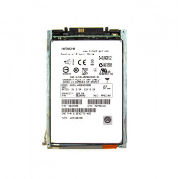 SSD EMC 200GB 2.5 in SAS SSD for VNX (5050368) Refurbished