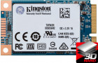 Kingston SSD UV500 120GB mSATA SATAIII 3D NAND TLC (SUV500MS/120G) - зображення 1