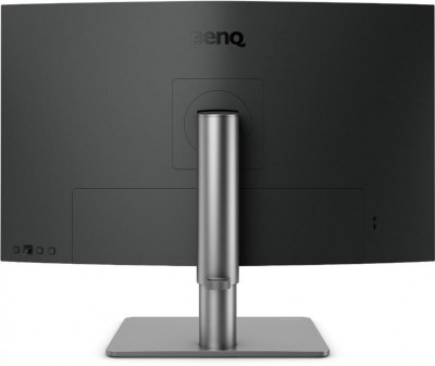 "Монітор 27"" BenQ PD2720U Dark Grey (9H.LHKLA.TBE)"