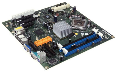 Материнская плата Fujitsu Siemens FSC Server-Mainboard Econel 100 S2 - A11 GS4 (S26361-D2679-A11 GS4) Refurbished