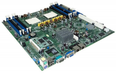 Материнская плата Fujitsu Siemens FSC Server-Mainboard Primergy RX220 D2130-A11 (A3C40063104) Refurbished