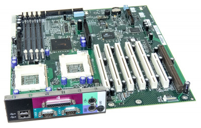 Материнская плата Compaq Server-Mainboard ProLiant ML350 G2 (249930-001) Refurbished