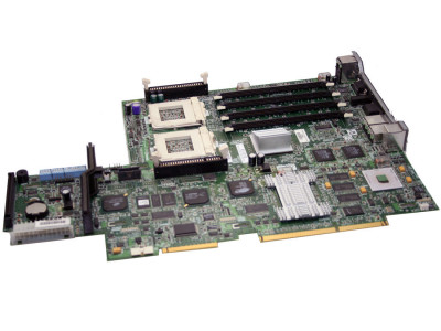 Материнская плата Compaq Server-Mainboard ProLiant DL360 G2 (252355-001) Refurbished