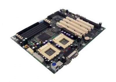 Материнская плата Compaq Server-Mainboard ML330 G2 (241485-001) Refurbished