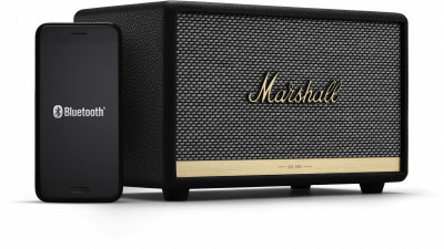 MARSHALL Loud Speaker Acton II Bluetooth Black