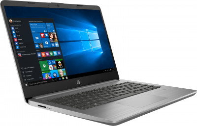 Ноутбук HP 340S G7 (8VV95EA) Asteroid Silver