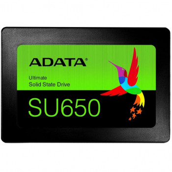 "Накопичувач SSD 2.5"" SATA 480GB A-Data Ultimate SU650 (ASU650SS-480GT-R)"