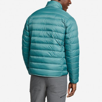 Ультралегкий пуховик Eddie Bauer Men's Cirruslite Down Spring Jacket Reef