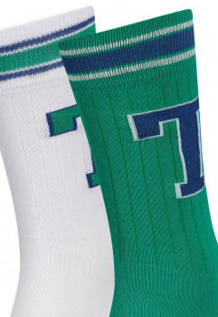 Набір шкарпеток Tommy Hilfiger Men Th Patch Sock 472021001-075 2 пари