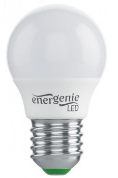 Лампочка LED EnerGenie EG-LED9W-E27K30-11 (SKY Series, 9Вт, E27, теплий 3000K)