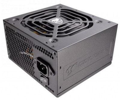 Блок живлення 750W Cougar STX750, 80% Plus, APFC, 120mm Ultra-Silent Fan, SATA 6+ 4PCI-E