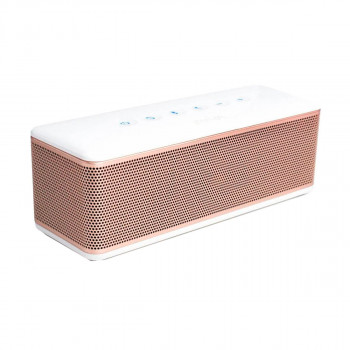 RIVA S Premium Wireless Bluetooth Speaker White/Gold (RS01G)
