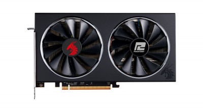 Видеокарта AMD Radeon RX 5600 XT 6GB GDDR6 Red Dragon PowerColor (AXRX 5600XT 6GBD6-3DHR/OC)