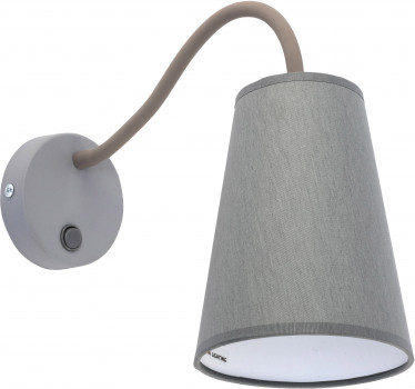 Бра TK Lighting 2446 WIRE GRAY