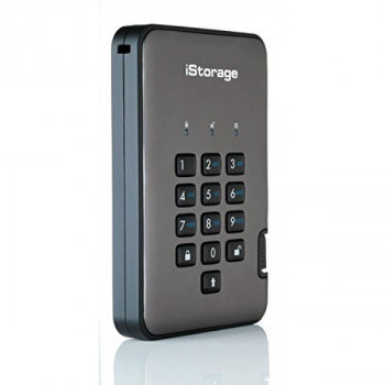 iStorage diskAshur Pro2 256-bit 1TB - Classified - Graphite