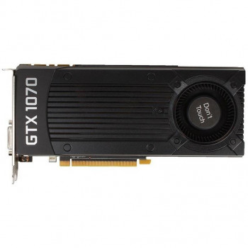 Zotac GeForce GTX 1070 Mini Bulk 8GB (ZT-P10700J-10B) БЕЗ УПАКОВКИ