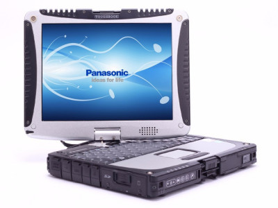 Ноутбук Panasonic Toughbook CF-19 MK-3 (U9300|4GB|500HDD) - Б/У