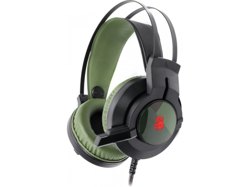 Наушники A4 Tech Bloody J437 (Army Green)