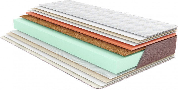 Матрас Come-for Roll Innovation CocoRoll 120x200 см (2560451202005)