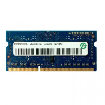 Оперативна пам'ять Ramaxel SODIMM DDR3 4Gb 1333MHz PC3-10600 (RMT3020EC58E9F-1333) Refurbished Excellent