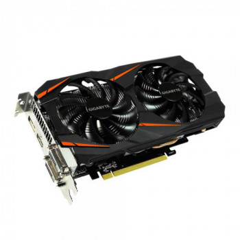 Видеокарта Gigabyte GeForce GTX1060 6144Mb WINDFOR GV-N1060WF2-6GD (dnd-203122)