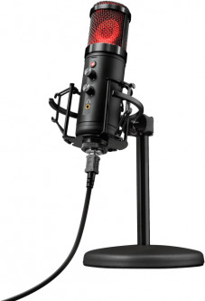 Микрофон Trust GXT 256 Exxo Streaming Microphone (23510)