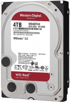 "Жорсткий диск Western Digital Red 4TB 5400rpm 256MB WD40EFAX 3.5"" SATA III - зображення 2"