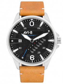 Годинник AVI-8 AV-4055-01 Hawker Harrier II Herren 44mm 5ATM