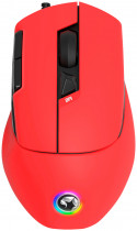 Миша Marvo M428 RGB USB Red (M428.RD)