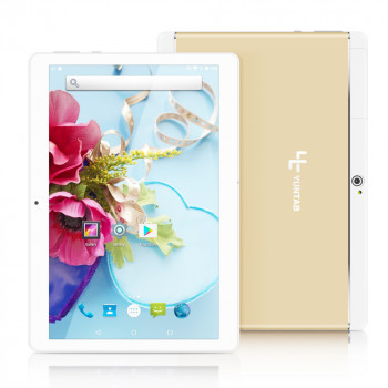 "Планшет Yuntab K17 10.1""IPS 1280*800 3G QuadCore 1/16Gb Gold"