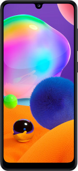 Мобільний телефон Samsung Galaxy A31 4/128GB Prism Crush Black (SM-A315FZKVSEK)