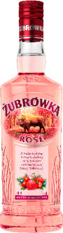 Настойка Zubrowka Rose 0.5 л 32% (5900343007900)
