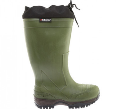 Чоловічі чоботи Baffin Icebear Waterproof Boot Forest/Black (100248)