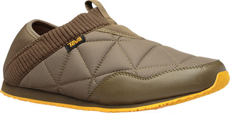 Мужские дутики Teva Ember Moc Knit Shoe Dark Olive Polyester/Suede/Leather 42 (148344)