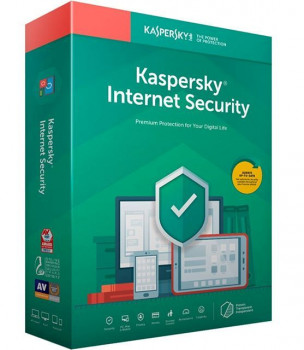 Антивирус Kaspersky Internet Security Multi-Device. Продление (1 ПК/1 ГОД) ESD (KL2041ODAFRESD)