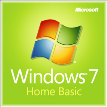 Операционная система Microsoft Windows 7 Home Basic (32-bit Russian) OEM DVD (F2C-00884)