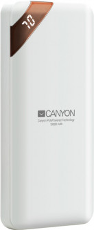 УМБ Canyon 10000 mAh White (CNE-CPBP10W)