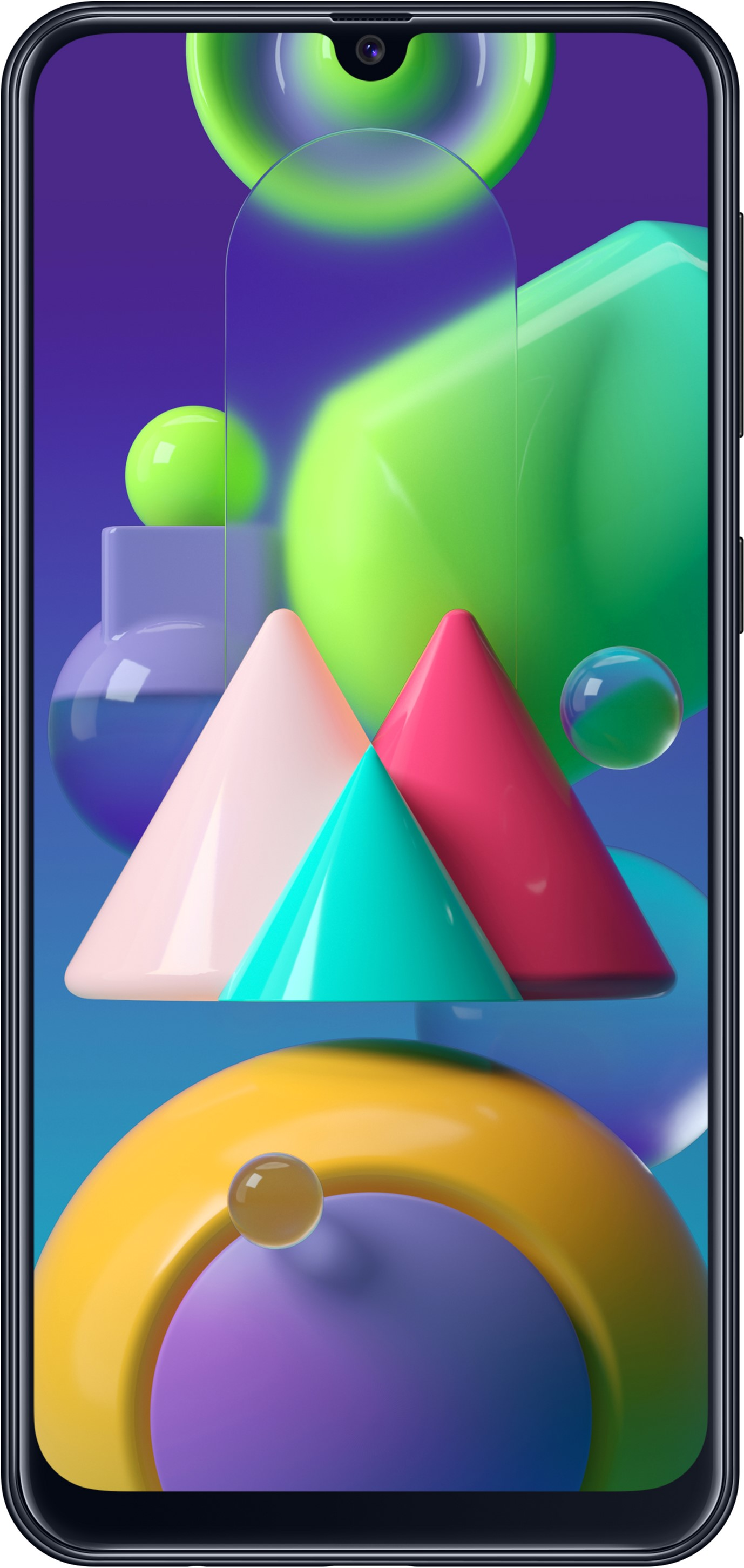 Мобильный телефон Samsung Galaxy M21 4/64GB Black (SM-M215FZKUSEK)