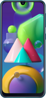 Мобильный телефон Samsung Galaxy M21 4/64GB Green (SM-M215FZGUSEK)