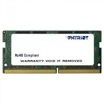 Модуль памяти для ноутбука SoDIMM DDR4 8GB 2666 MHz Patriot (PSD48G266681S)